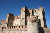 Medieval Castle In Spain poster