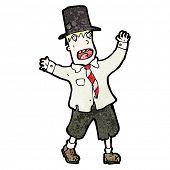 picture of hobo  - crazy hobo cartoon - JPG