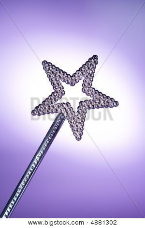 Star Shaped Wand