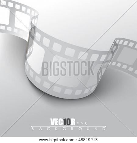 eps10 vector filmstrip design