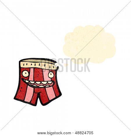 cartoon underpants