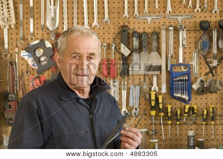 Older Mechanic