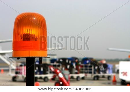 Airport Emergency Light