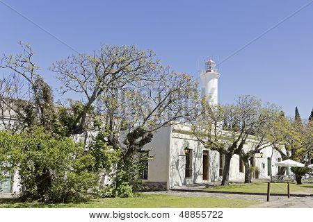 Former Colonial Building. Colonia, Uruguay