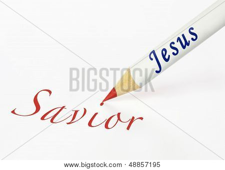 Jesus is saviour