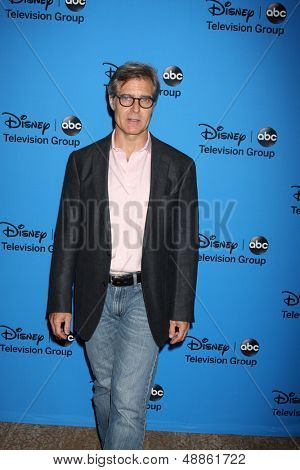 LOS ANGELES - AUG 4:  Henry Czerny arrives at the ABC Summer 2013 TCA Party at the Beverly Hilton Hotel on August 4, 2013 in Beverly Hills, CA