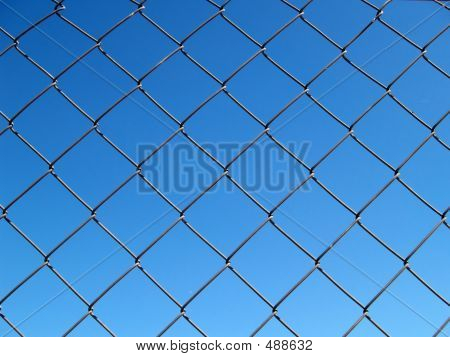 Metallic Fence