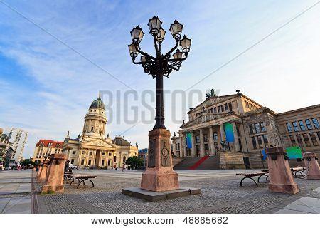 Gendarmenmarkt square