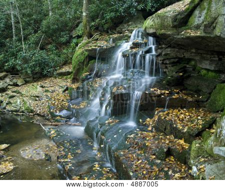 Fall Waterfalls