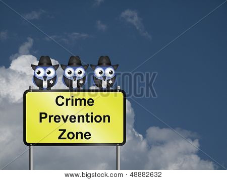 Crime Prevention USA