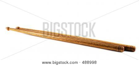 A Pair Of Drumsticks