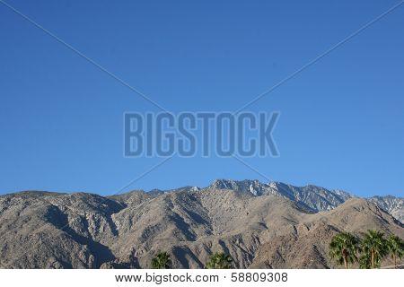 Palm Springs Mountains