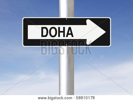 This Way to Doha