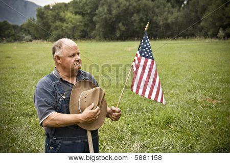 All-American Senior Man