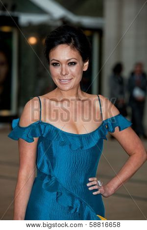 NEW YORK - MAY 18: Actress Lindsay Price attends the 69th Annual American Ballet Theatre Spring Gala at The Metropolitan Opera House on May 18, 2009 in New York City.