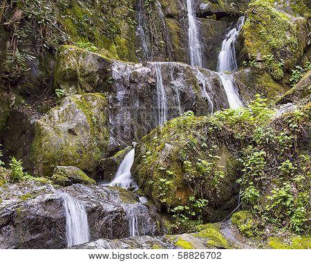 Great Smoky Mountains Waterfalls