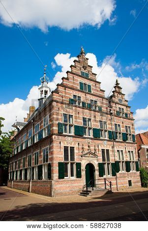 Naarden city hall