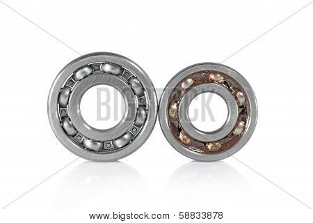 Ball Bearing With Grease