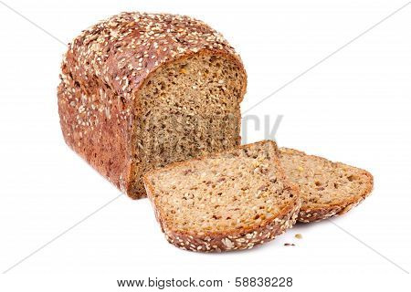 Bread with Flaxseed