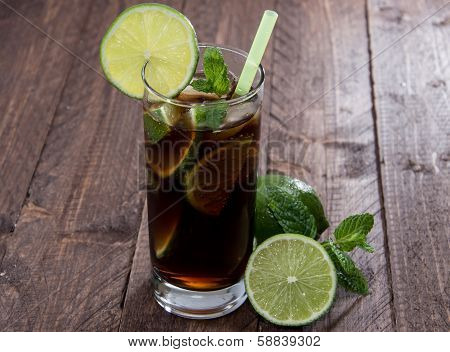 Cola And Rum