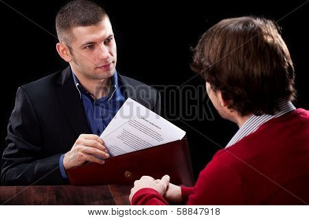 Dishonest Insurance Agent