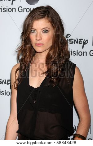LOS ANGELES - JAN 17:  Devin Kelley at the Disney-ABC Television Group 2014 Winter Press Tour Party Arrivals at The Langham Huntington on January 17, 2014 in Pasadena, CA