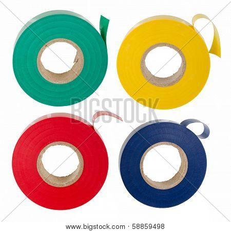 Insulating tape set