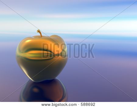 Golden Apple.