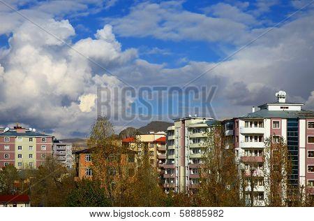 Apartment Buildings In Van