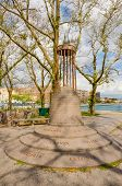 Holocaust Memorial Park�¢�?�?s shrine in Sheepshead Bay, New York