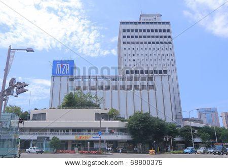 M'ZA Department store Kanazawa Japan