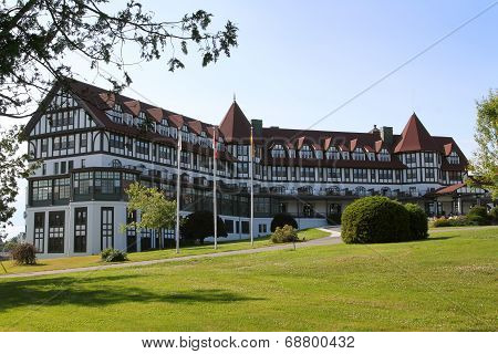 Algonquin Hotel, St. Andrews, New Brunswick