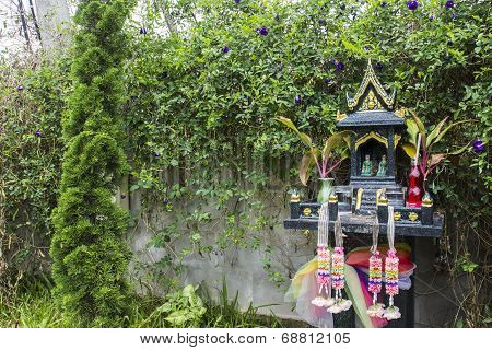 Asian Spirit House