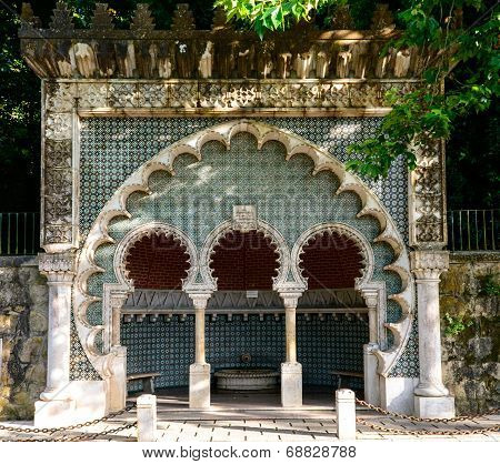 Moorish Fountain, Sintra (portugal)