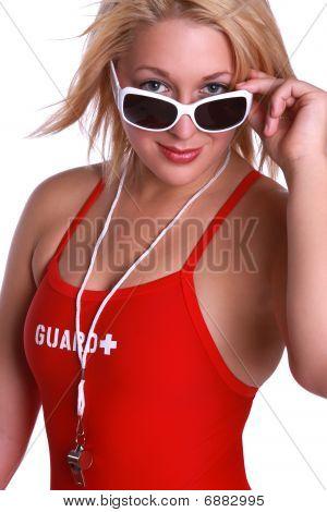 Sassy Lifeguard