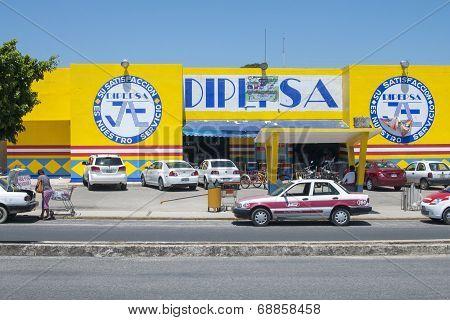 Dipepsa Supermarket