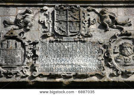 Burgos Monument