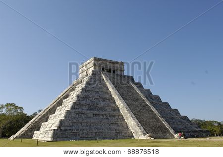 The main Ziggurat