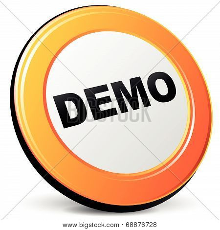 Vector Demo Icon