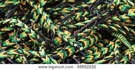 String Bracelets.