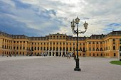 stock photo of winter palace  - Hofburg  - JPG