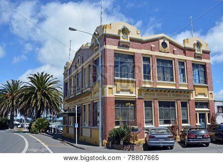 Historic Anchor Shipping & Foundry Building,  Nelson