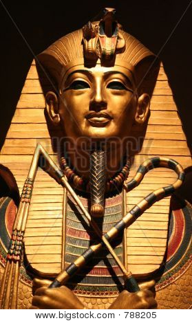 Face of a Pharaoh