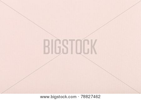 Background From Creamy Peach Color Pastel Paper