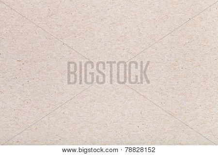 Background From Fibrous Cardboard Paper