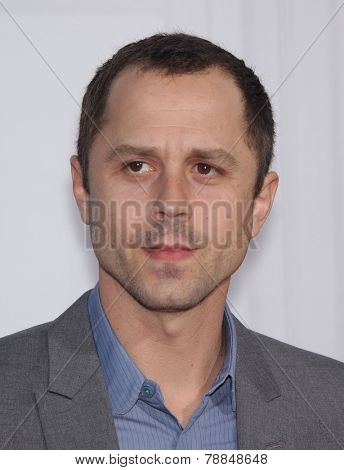 LOS ANGELES - JUN 21:  GIOVANNI RIBISI arrives to the