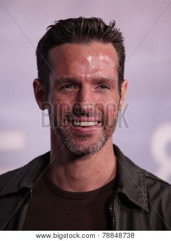 LOS ANGELES - NOV 22:  JEFFREY PIERCE arrives to the