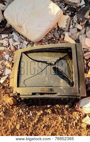 Broken Black Television