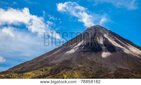 Arenal Volcano Peak