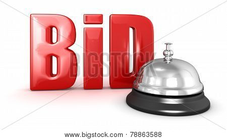 Service bell and BID